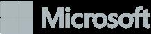 Microsoft client logo