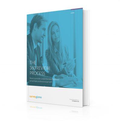 SurveyGizmo's ebook: The 360 Review Process
