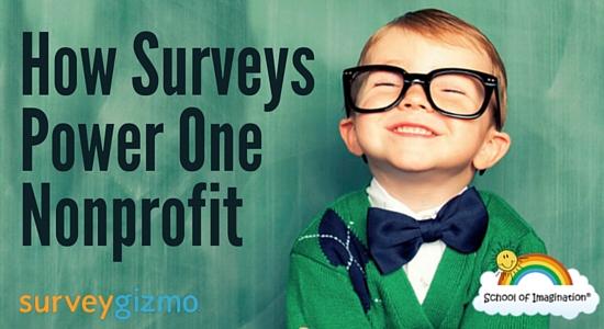 nonprofit survey power