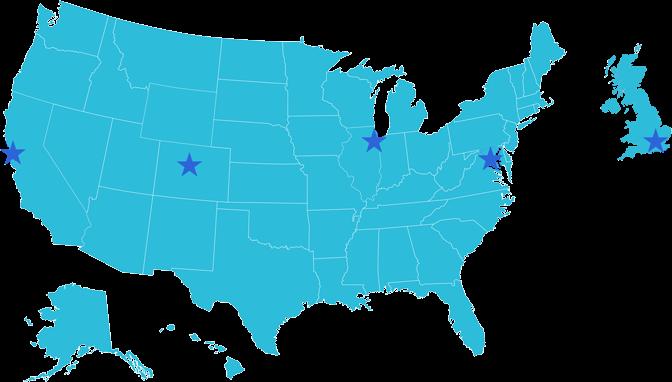 SurveyGizmo Events Map